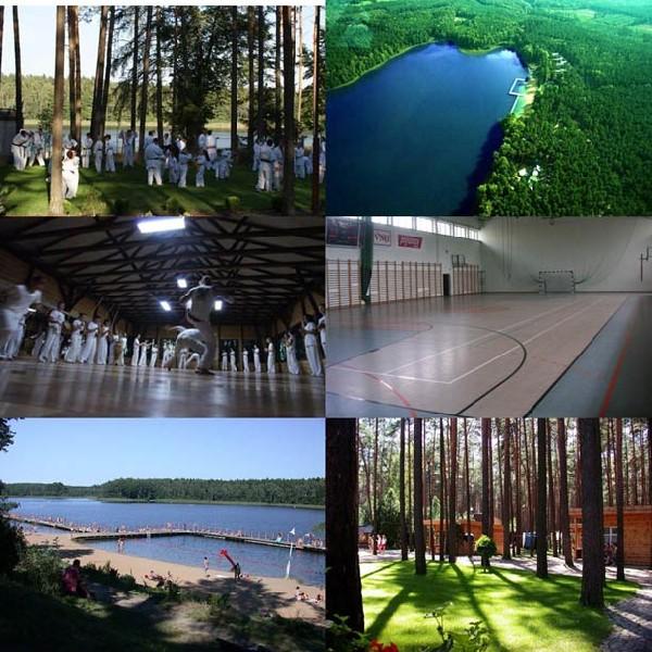 Ośrodek Wypoczynkowy Sportowy ,obozy Kolonie Sportowe ,sale Sportowe ,boiska, 2